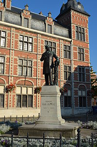 Dendermonde Prudens Van Duyse Dichter en Flamingant DSC 0064.jpg