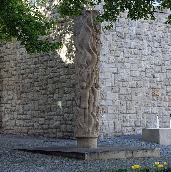 Datei:Denkmal Bombenangriffe Nordhausen - Mai 2015.JPG
