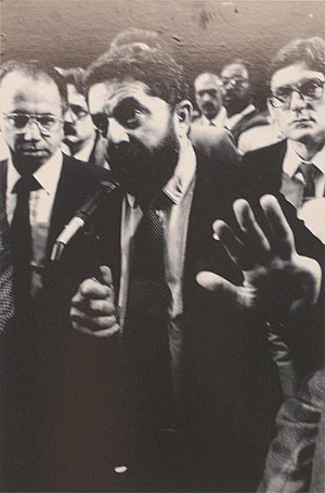 Brazilian general election, 1994 - Image: Dep. lula