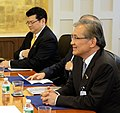 Deputy Secretary Blinken Meets With Thai Foreign Minister Don Pramudwinai in New York City cropped.jpg