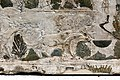 Desert animal. Wall fragment from the Sun Sanctuary Temple of Nyuserre Ini at Abu Gurob, Egypt. c. 2430 BCE. Neues Museum.jpg