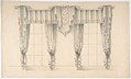 Design for Fringed Curtains Surrounding Two WIndows MET DP807344.jpg