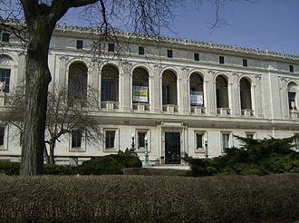 Detroit Public Library - Image: Detroit April 2008 219