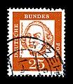 Deutsche Bundespost - Bedeutende Deutsche - Balthasar Neumann- 25 Pfennig.jpg