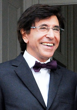 Belgian federal election, 2003 - Elio Di Rupo