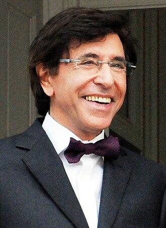 Belgian federal election, 1999 - Elio Di Rupo