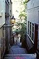 Dia von Wuppertal, Holsteiner Treppe.jpg