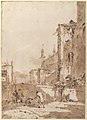 Dice Players in a Venetian Square MET 37.165.70.jpg