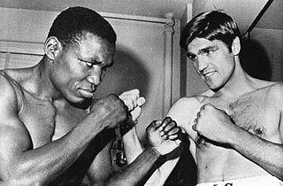 Dick Tiger Nigerian world champion boxer (1929–1971)