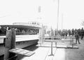 Die Truppen verlassen den Dampfer - CH-BAR - 3240391.tif