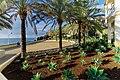 Die gepflegte Strandpromenade von Santa Cruz, Madeira. 04.jpg