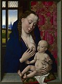 Dirk Bouts – The Virgin and Child NG 2595.jpg