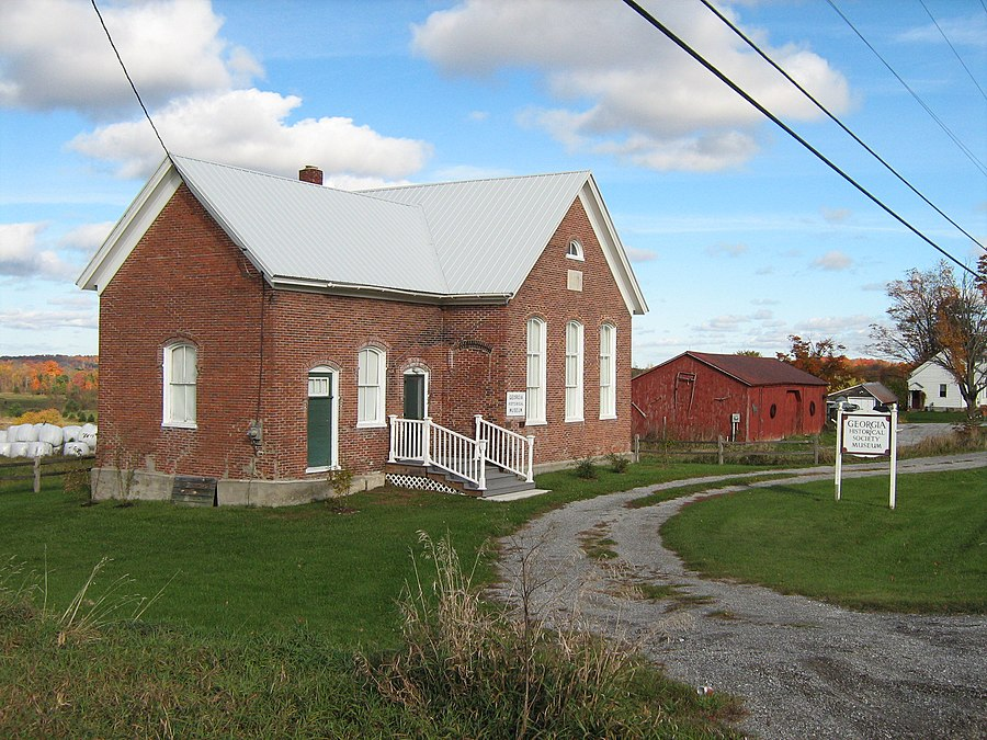 District No. 8 School