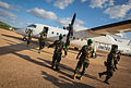 Djiboutian Contingent deploy more troops 10 (8212242117).jpg