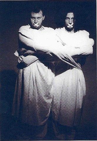 Dna (Greek Musical Collective) - Dna duo, Michael Nivolianitis and Alexander Christaras