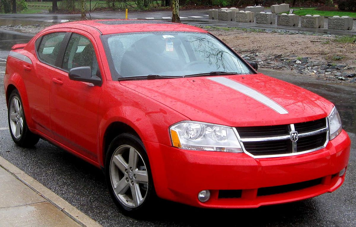 dodge avenger wikipedia la enciclopedia libre. Black Bedroom Furniture Sets. Home Design Ideas