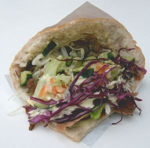 Another Döner kebab