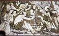 Domenico Beccafumi (disegno), Mosé fa scaturire l'acqua dalla rupe di Horeb, 1524-25, 04.JPG