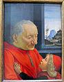 Domenico ghirlandaio, ritratto di anziano con fanciullo, 1490 ca. 02.JPG
