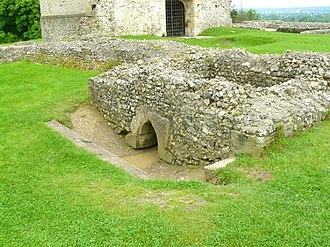 Donnington Castle - Image: Donnington Castle geograph.org.uk 827070