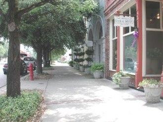 Kingstree, South Carolina - Main Street, Kingstree, South Carolina