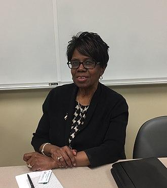 Atlantic Cape Community College - College president Dr. Barbara Gaba