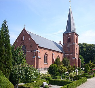 Dragør Church - Image: Dragoer Kirke Copenhagen 2