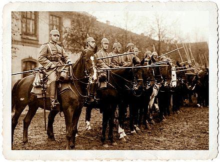 1. Großherzoglich Mecklenburgisches Dragoner-Regiment Nr. 17 - Wikiwand