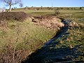 Drainage ditch at Lowes farm - geograph.org.uk - 331399.jpg