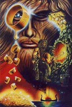 Odin S Ring Draupnir Wolves Of Midgard