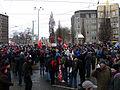 Dresden-antifa rally Albertsplatz 2010 02 13.jpg