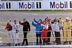 Driver parade 2003 Silverstone 3.jpg