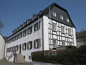 Drolshagen - Monastery