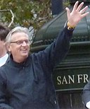 Duane Kuiper at 2012 Giants victory parade.jpg