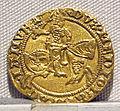 Ducato di milano, francesco I sforza, oro, 1450-1466, 02.JPG