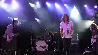 Music of Sweden - Dungen At Malmöfestivalen 2006.