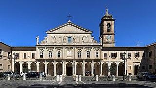 church building in Terni, Italy