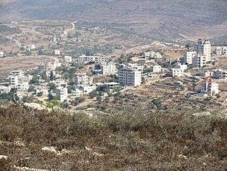 Dura al-Qar' - View of Dura al-Qar'