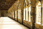 Durham Cathedral Cloister West Range