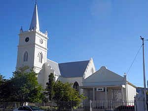 Prince Albert, Western Cape - Dutch Reformed Church