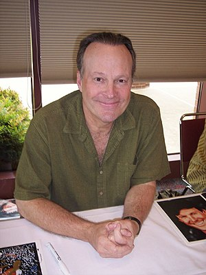 Dwight Schultz - Schultz at the Dallas Comic Con in 2006