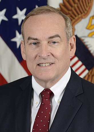 Assistant Secretary of the Army (Manpower and Reserve Affairs) - Image: E. Casey Wardynski official photo (cropped)