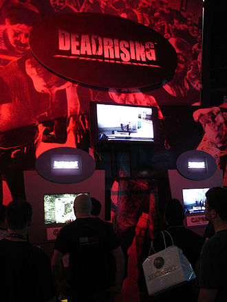 Dead Rising (video game) - Promotion at E3 2006