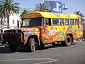 E3 Expo 2012 - Lollipop Chainsaw school bus (7641061186).jpg
