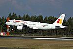 EC-LUD A320 Iberia Express 02.jpg