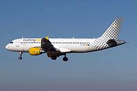 EC-MBM - A320 - Vueling
