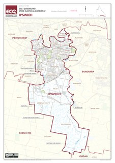 Electoral district of Ipswich state electoral district of Queensland, Australia