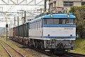 EF81 454 Koga Station 20130326.jpg