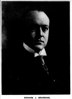 Edward J. Brundage - Image: EJ Brundage