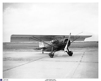 Fairchild 22 - XR2K-1 at Langley